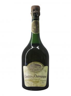 香槟 泰亭哲 香槟伯爵 白中白 干香槟酒 1966 标准瓶 (75cl)