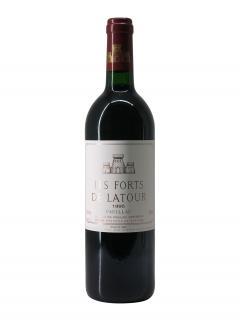 拉图副牌干红葡萄酒 1995 标准瓶 (75cl)
