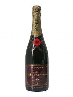 香槟 酩悦香槟 年份珍藏 桃红色 干香槟酒 1998 标准瓶 (75cl)