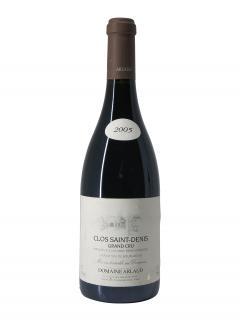 圣丹尼园 名庄 阿罗德酒庄 2005 标准瓶 (75cl)
