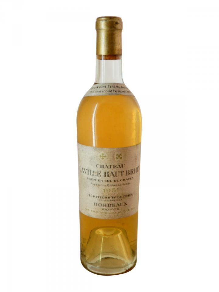 侯伯王酒庄 1951 标准瓶 (75cl)