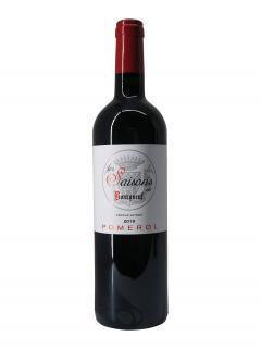 Saisons de Bourgneuf 2019 标准瓶 (75cl)