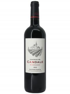 Chateau de Candale 2020 标准瓶 (75cl)