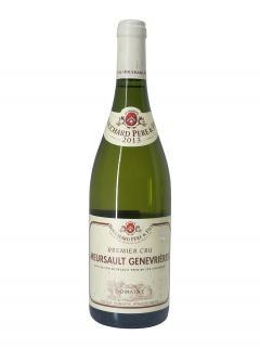 默尔索 一级 热内夫里埃 布沙尔父子酒庄 2013 标准瓶 (75cl)