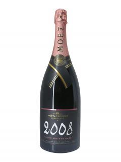 香槟 酩悦香槟 年份珍藏 桃红色 干香槟酒 2008 大瓶(150cl)