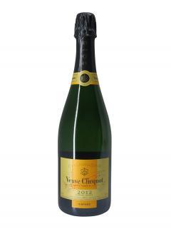 香槟 凯歌皇牌 干香槟酒 2012 单支标准瓶盒装  (75cl)