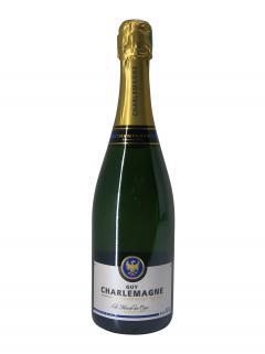 香槟 盖伊查理曼 珍藏干型 白中白 干香槟酒 名庄 非年份酒 标准瓶 (75cl)