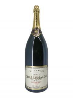 香槟 盖伊查理曼 查理曼特酿 - 库尔梅茨 白中白 名庄 2014 6 升瓶 (600cl)