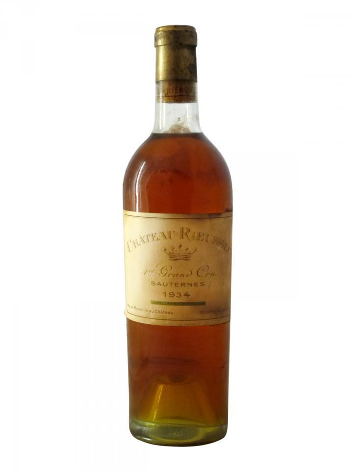 莱斯古堡 1934 标准瓶 (75cl)