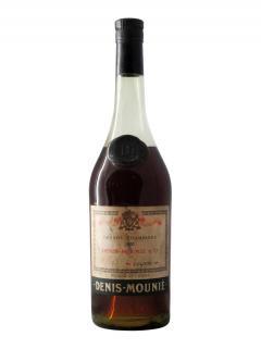 科涅克白兰地 大香槟区 丹尼斯·穆尼埃 1900 0.7 升瓶 (70cl)