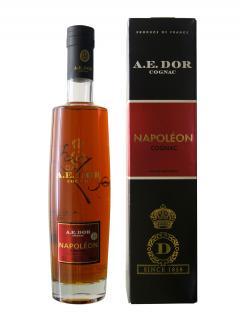 科涅克白兰地 拿破仑 艾舵/A牌 非年份酒 单瓶盒装  (70cl)