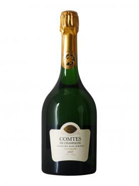 香槟 泰亭哲 香槟伯爵 白中白 干香槟酒 2007 标准瓶 (75cl)