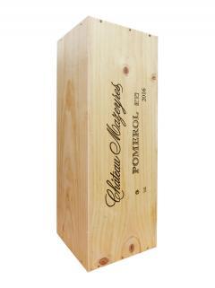 美芝荷堡 2016 原装木箱 1 支皇室瓶装 (1x600cl)