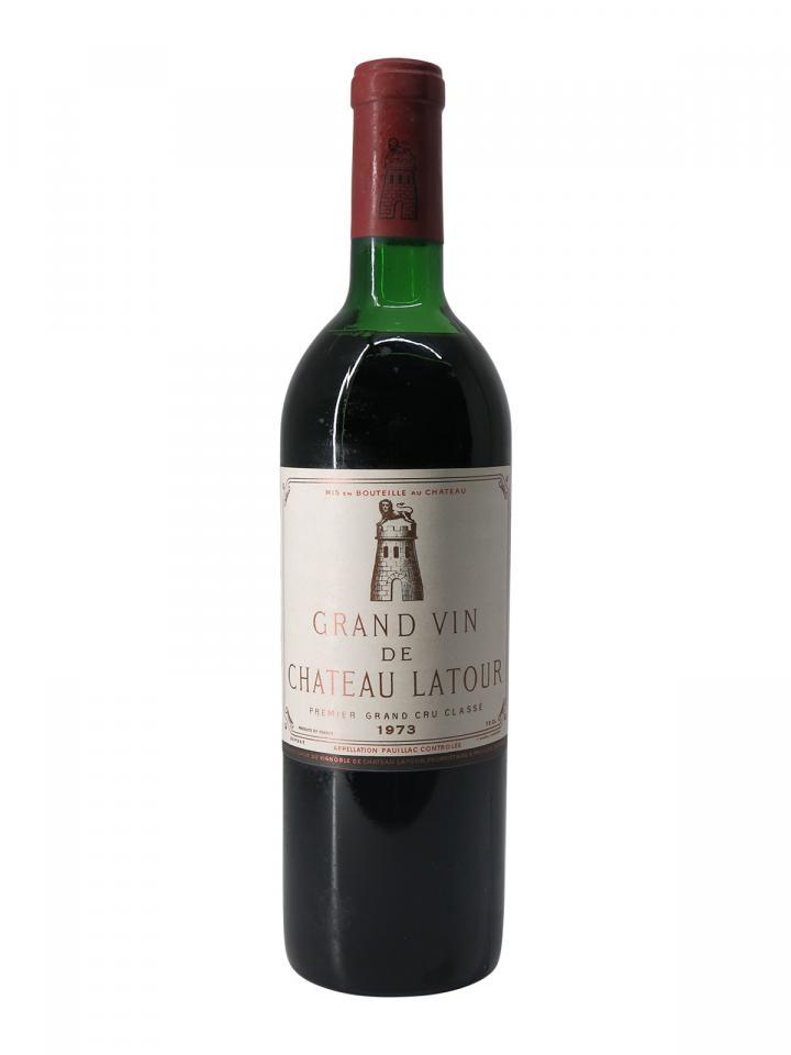 拉图酒庄 1973 标准瓶 (75cl)