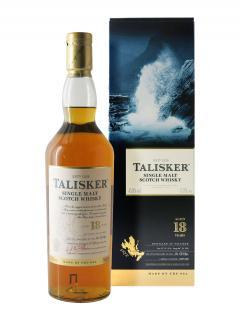 威士忌 18 年 泰斯卡 非年份酒 单瓶盒装  (70cl)