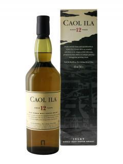 威士忌 12 年 卡尔里拉 非年份酒 单瓶盒装  (70cl)