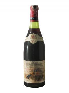 香波-慕西尼 一级 恋人 约瑟夫杜鲁安酒庄 1974 标准瓶 (75cl)