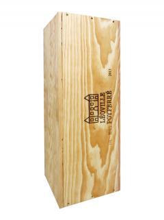 龙博菲酒庄 2013 原装木箱 1 支 15 升瓶装 (1x1500cl)