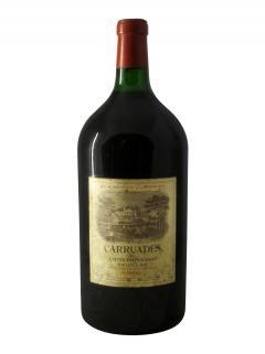 拉菲副牌红葡萄酒 1986 双倍大瓶 (300cl)