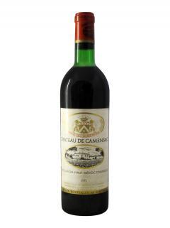 卡门萨克古堡 1971 标准瓶 (75cl)