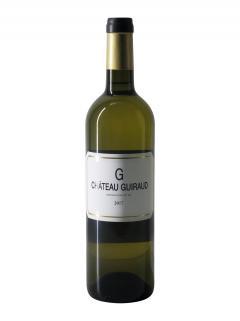 芝路酒庄之 G 干白葡萄酒 2017 标准瓶 (75cl)