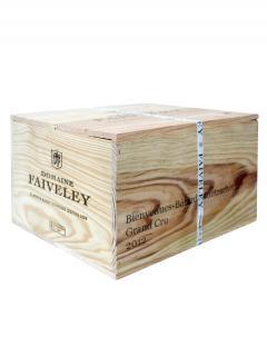 欢迎来到巴达-蒙哈榭 名庄 法维莱酒庄 2012 原装木箱 6 支标准瓶装 (6x75cl)